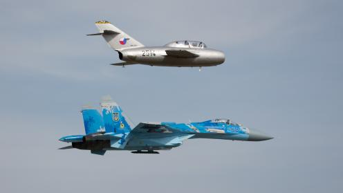 Czech International Air Fest 2016 (CIAF)